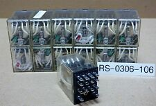 Omron MY4N 12VDC 14-Pin Relay