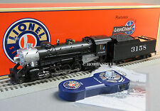 LIONEL SANTA FE LIONCHIEF PLUS 2-8-2 MIKADO 3158 o gauge train at&sf 6-81295 NEW