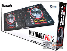 Numark Mixtrack PRO 3 All-In-One Controller Solution for Serato DJ NEW Mixtrack
