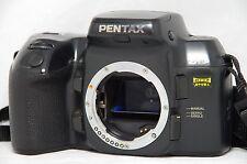Pentax Z-1P 35mm AF SLR Film Camera SN6462546 w/Strap from Japan