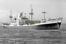 mc3010 - Pacific Steam Nav Cargo Ship - Potosi , built 1955 - photo 6x4