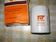 NEW QUALITY OIL FILTER - FITS: SUZUKI SJ SJ410 SJ413 JEEP (1982-ON)