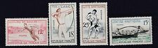 FRANCE 1958    SG1385 - 88  FRENCH GAMES   MH
