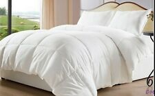 King Hypo-Allergenic White Down Alternative Comforter Duvet Cover Insert