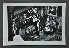 Helmut Newton Original Photo Litho 40x27cm Areangues 1975 Special Coll. Nude B&W
