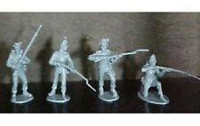 A Call To Arms Plastic 1/32 Napoleonic Wars Waterloo Belgium Infantry Set 30