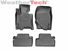WeatherTech® Floor Mats FloorLiner for Infiniti EX35 - 2008-2013 - Black