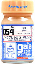 GAIA COLOR 054 Notes Flesh Orange GUNDAM MODEL KIT PAINT 15ml NEW Free Ship
