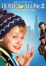 Home Alone 2: Lost In New York (DVD,1992)