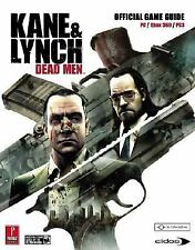 Kane & Lynch: Dead Men: Prima Official Game Guide (Prima Official Game-ExLibrary