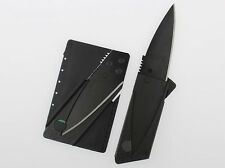 Credit Card Folding Knife - Fits In Your Wallet - USA SELLER