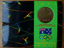 1992 Royal Australian Mint Uncirculated Coin Set