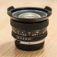 Vivitar 17mm f1:3.5 Wide-Angle Manual Lens Olympus OM Fit - For Repairs UK