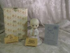 1989 Precious Moments Figurine Thinking Of You is what I like to do MIB