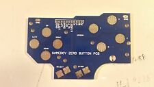 One Button PCB ONLY for a Game Boy Zero (Raspberry Pi Gameboy in DMG-01 case)