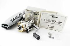 *Excellent* Shimano 00 Twin Power 2500Mgs  Spinning Reel good working 140808