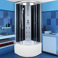 Duschkabine Regendusche Fertigdusche Dusche Duschwand Duschtempel 80x80cm Neu !!