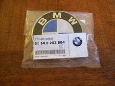 EMBLEMA BMW 82MM E36 E39 E46 E90 E92 LOGO INSIGNIA NUEVO CAPÓ  REF 51148132375