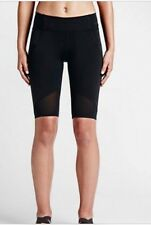 Women's NIKE Motion Training / Running Shorts - Black - Size Small Rrp£59