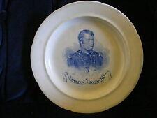Emperor Napoleon I of France (Napoleon Bonarparte) 1821 Memoriam Plate