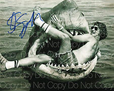Jaws signed Steven Spielberg Shark 8X10 photo picture poster autograph RP