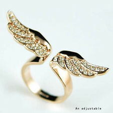 effective Angel's Wings Lady Ring Alloy Cute Fantastic Gorgeous title special RG