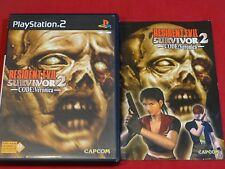 PS2 PS3 RESIDENT EVIL SURVIVOR 2 PLAYSTATION 2 PS2
