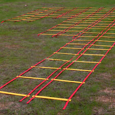 Durable 9-rung Agility Ladder for Soccer Speed Football Fitness Feet Training