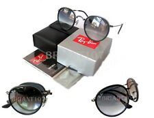 New Unisex Sunglasses Ray-Ban RB3517 029/32 Folding Gun metal/Gray 51mm