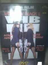 "DVD FILM + COVER ""WOMEN IN BLACK - 2"" - ORIGINALE - PERF. -ED. BOSSFILM- +120 M."