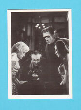 The Munsters Fred Gwynne Yvonne DeCarlo 1960s TV Card