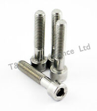 Honda CBR929RR Fireblade Stainless Fork Bottom / Front Axle Pinch Bolts Kit