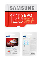 NEW  128GB EVO plus  Micro SD SDHC SDXC 80MB/s UHS-I Class10 Card