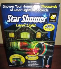 Star Shower Laser Light Projector Night Light Showers Effect RV Decor Seen on TV