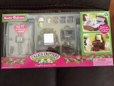 Calico Critters CC2569 Master Bedroom Set New In Box