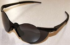 OAKLEY 0.2 BRUSHED FRAME w/ BLACK IRIDIUM LENS SUNGLASSES ZERO .2