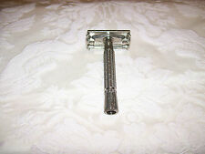 Vintage 1961 G2 Gillette Super Speed Flare Tip TTO Safety Razor