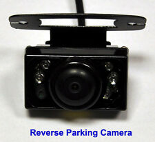 Rear View Parking Licencse mount Camera Wide Angle