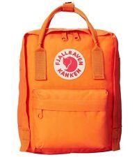 Fjallraven Kanken Boy Girl Kids Mini Backpack School bag Burnt Orange 23561 212