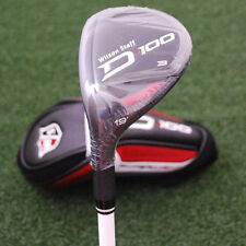 Wilson Staff D100 Hybrid 3h (19*) - LEFT HAND - Matrix Ozik Graphite Regular NEW