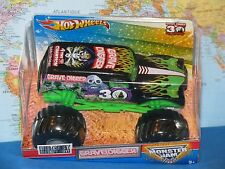1/24 HOT WHEELS MONSTER JAM GRAVE DIGGER 30th  ANNIVERSARY **BRAND NEW & RARE**