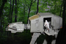 1995 Star Wars MICRO MACHINES Action Fleet IMPERIAL Walker AT-AT SNOWTROOPER