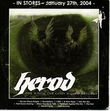 Herod : For Whom the Gods Would Destroy CD (2005)