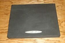Original 2005 Mercedes Benz SLR McLaren Hardcover Book w/Slipcover 05