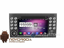 Navidroid® Mercedes SLK W/R171 2004/11 - Android, GPS, HD, BT, WI-FI, Quad Core