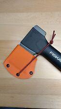 Kydex Blade Cover For Fiskars X7 Hatchet, Orange