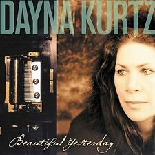 Beautiful Yesterday 2004 by KURTZ,DAYNA Ex-library - Disc Only No Case