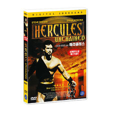 Hercules And The Queen Of Lydia (1959) - Steve Reeves, Sylva Koscina DVD *NEW