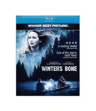 WINTER'S BONE BRAND NEW BLU RAY DISC MOVIE FILM JENNIFER LAWRENCE,JOHN HAWKES