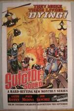 "SUICIDE SQUAD Promo poster, 22"" x 34"", 2001, Unused, more in our store"